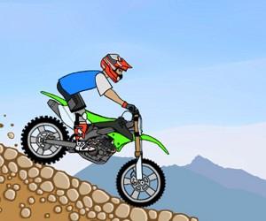 Jeux de moto: Moto X Mayhem pour iPhone mis à jour