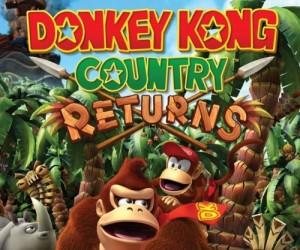 Donkey Kong Country Returns en démo sur vidéo