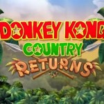 Logo du menu de Donkey Kong Country Returns sur la Wii