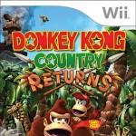 Pochette de Donkey Kong Country Returns le jeu de Nintendo Wii