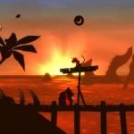 Admirez ce beau coucher de soleil dans Donkey Kong Country Returns
