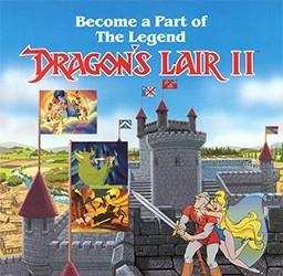 Jeux de fille : Dragon's Lair 2 Time Warp maintenant sur Nintendo DSi