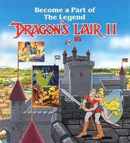 Jeux de fille : Dragon?s Lair 2 Time Warp maintenant sur Nintendo