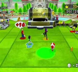 Mario Sports Mix et les thèmes musicaux des jeux de Mario