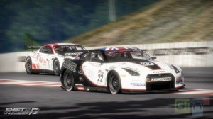 Need for Speed Shift 2 Unleashed : des voitures rapides