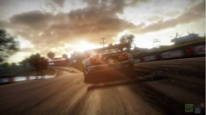 Need for Speed Shift 2 Unleashed : des beaux paysages