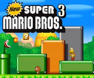 Jeux de Mario: New Super Mario Bros 3 en remake sur DS!