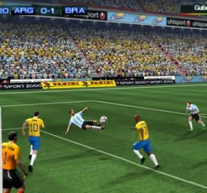 Jeux gratuits : Lancement de Real Football 2011 pour iPhone