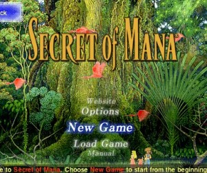 Square Enix annonce Secret of Mana sur le iPhone, iPad, iPod Touch