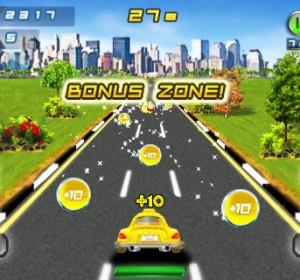 Whacksy Taxi au top des jeux de voiture gratuits pour iPhone