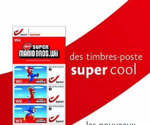La Belgique souligne le 25e des jeux de Mario Bros.