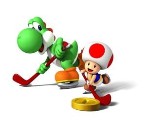 Mario Sports Mix : nouveau vidéo des petits jeux de sport