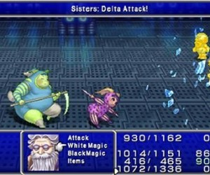 La sortie de Final Fantasy IV: The Complete Collection prévue pour avril