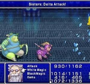 La sortie de Final Fantasy IV: The Complete Collection prévue pour avril