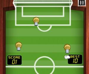 Nouveau jeu de foot gratuit pour iPhone: Soccer Champ Free