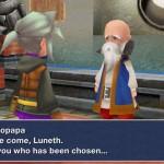 Final Fantasy III pour iPhone en anglais