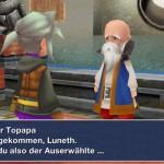 Final Fantasy III pour iPhone en Allemand