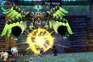 Chaos rings pour iPhone, iPad et iPod Touch