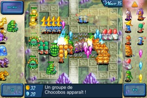 Crystal defenders pour iPad, iPhone et iPod Touch