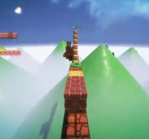 Les jeux de Mario Bros à la première personne