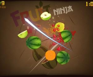 Fruit Ninja HD pour iPad désormais avec multijoueur