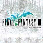 Pochette de Final Fantasy III pour iPhone