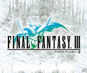 Final Fantasy III sera disponible pour iPhone et iPod Touch en 8 langues!