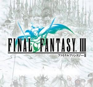 Final Fantasy III sera disponible pour iPhone et iPod Touch en 8 langues!