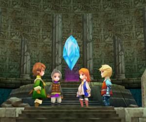 Final Fantasy 3 pour iPhone disponible le 24 mars 2011!