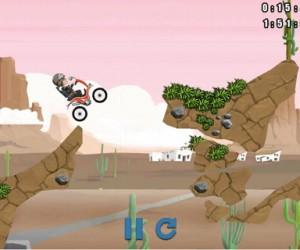 Nouveaux jeux de moto pour iPhone: Turbo Grannies, Moto Heyalda et Trial Xtreme