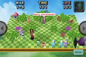 Sliding Heroes pour iPhone et iPod Touch
