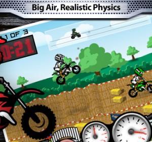 MàJ de deux jeux de moto pour iPhone, iPad et iPod Touch