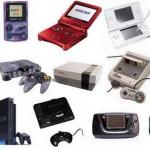 Plusieurs consoles de jeux vidéo