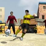 Nouveau mode foot de rue