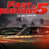 Jeu officiel de Fast & Furious 5 pour iPhone