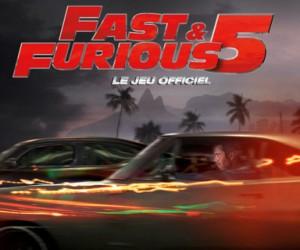 Jeu officiel de Fast & Furious 5 pour iPhone