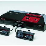 Console de jeux vidéo Sega Master System