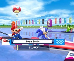 Date de sortie annoncée pour Mario & Sonic aux Jeux Olympiques de Londres 2012