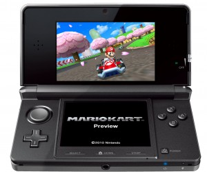 Les jeux de Mario Kart 3DS débarqueront sur la 3DS