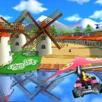 Peach dans Mario Kart 3DS