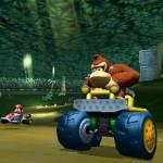Donkey Kong dans Mario Kart 3DS