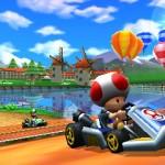 Toad dans Mario Kart 3DS