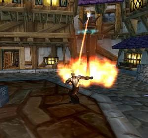 Fête du feu du Solstice d'été à World of Warcraft