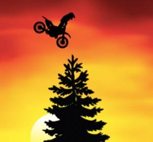 Shadow Biker, un des nouveaux jeux de moto pour iPhone, iPad et iPod Touch