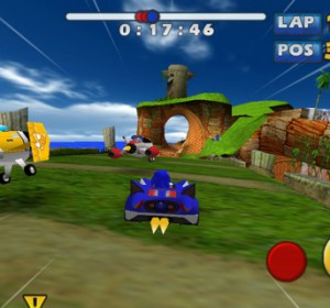 Sonic & SEGA All-Stars Racing parmi les nouveaux jeux de voiture