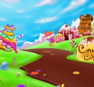 Candy City : un nouveau jeu pour les filles