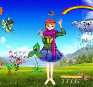 Dressup Wonderland : nouveauté parmi les jeux de fille