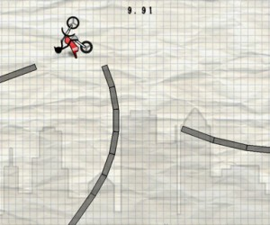 Stick Stunt Biker passe à la version 5.0