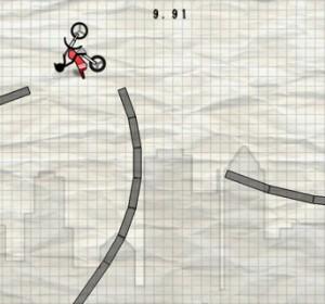 Stick Stunt Biker passe à la version 5.0