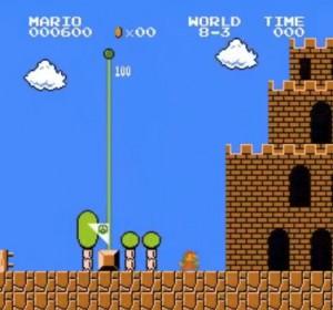 Le plus bas score de l'histoire des jeux de Mario!